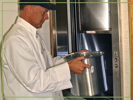 commercial dumbwaiter elevator | Gulfside Elevator & Cab Interiors, LLC