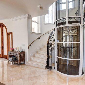 Specialty Elevator: Domuslift | Gulfside Elevator & Cab Interiors, LLC