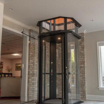 Specialty Elevator: Vuelift | Gulfside Elevator & Cab Interiors, LLC